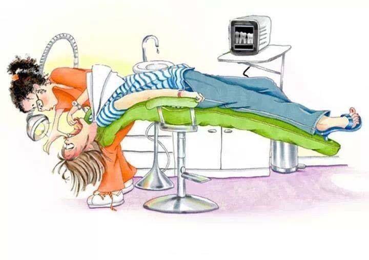 Дети у стоматолога картинки прикольные