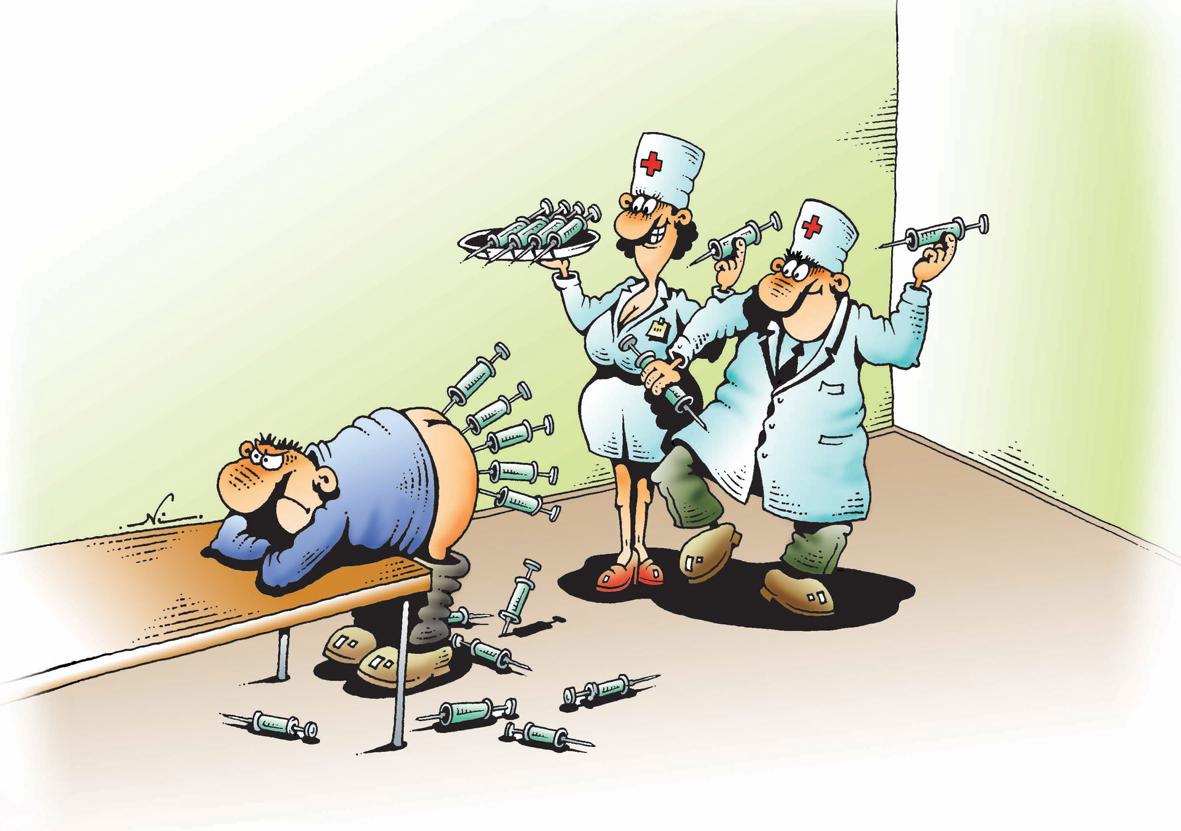 компания смешные открытки про медиков этому процессу